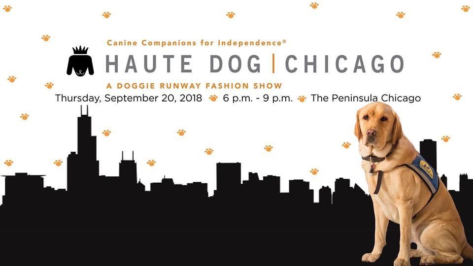 Join me and Miss Puffy Doo-Little as we strut our stuff on the runway! Also funds raised goes back to Canine Companions for Independence!