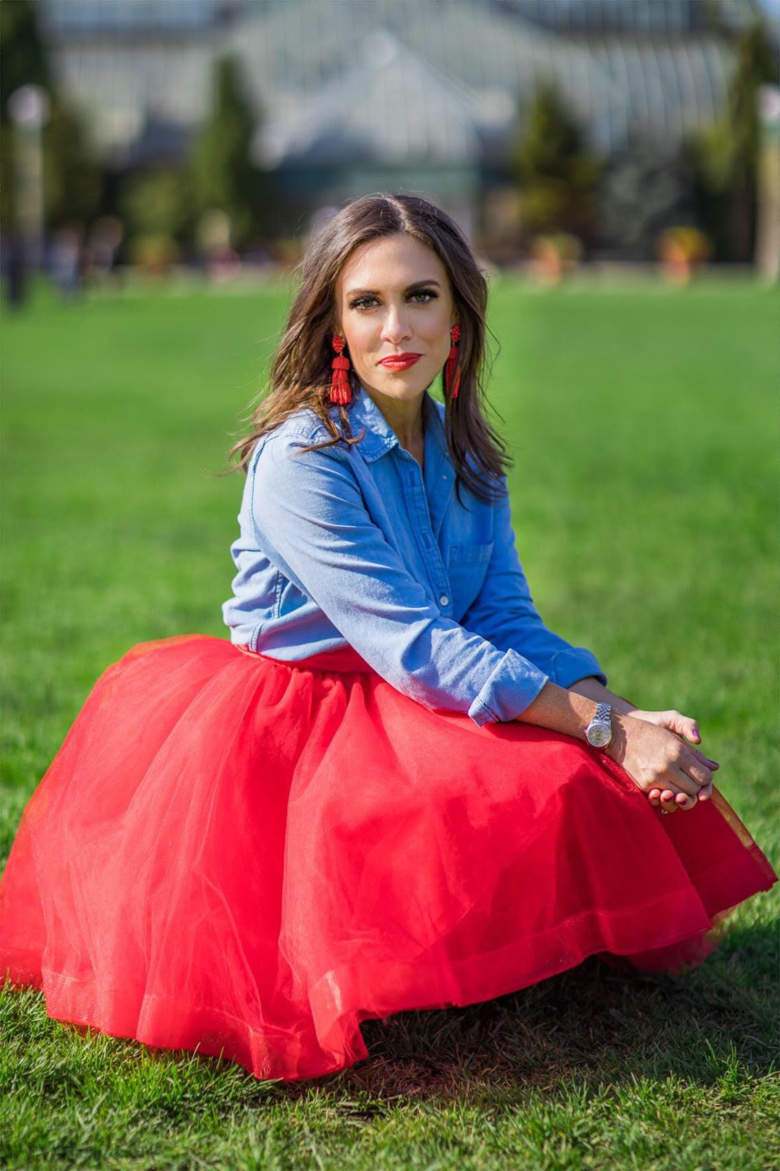 Photo By: Chicago Andrea Creative/ Styled: The Tulle Project/ Location: Lincoln Park