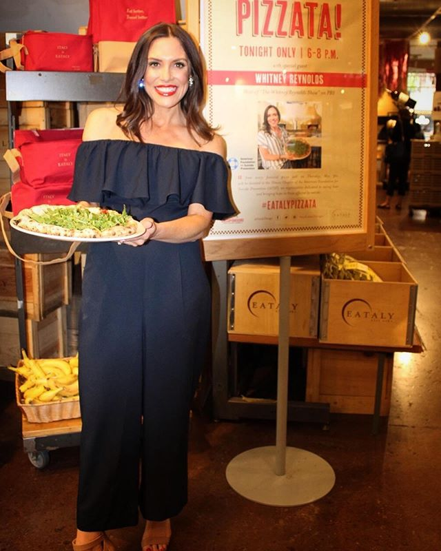 What a night!!! My love for good food, wine, fellowship & philanthropy all collided at eatalychicago 💗!!! It was an honor hosting a BIG PIZZA PARTY for @afspillinois @afspnational