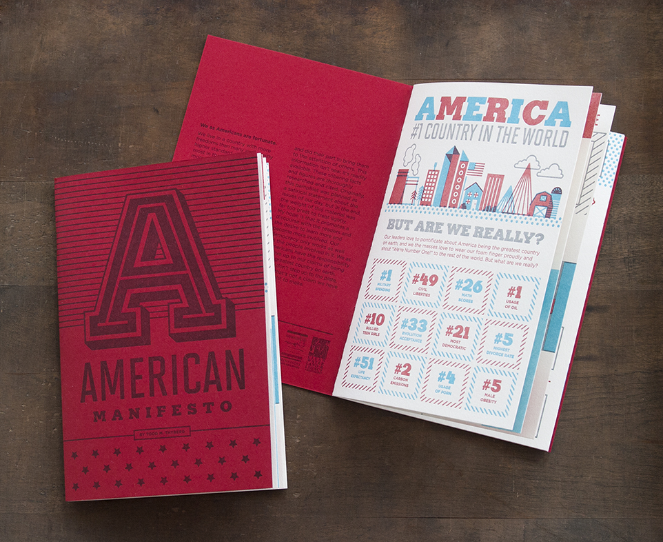 American Manifesto - Cover and Title Page