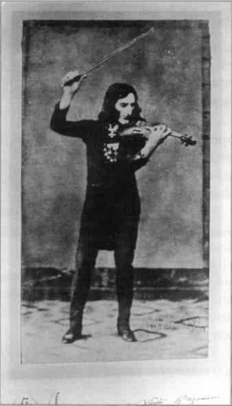 Paganini again