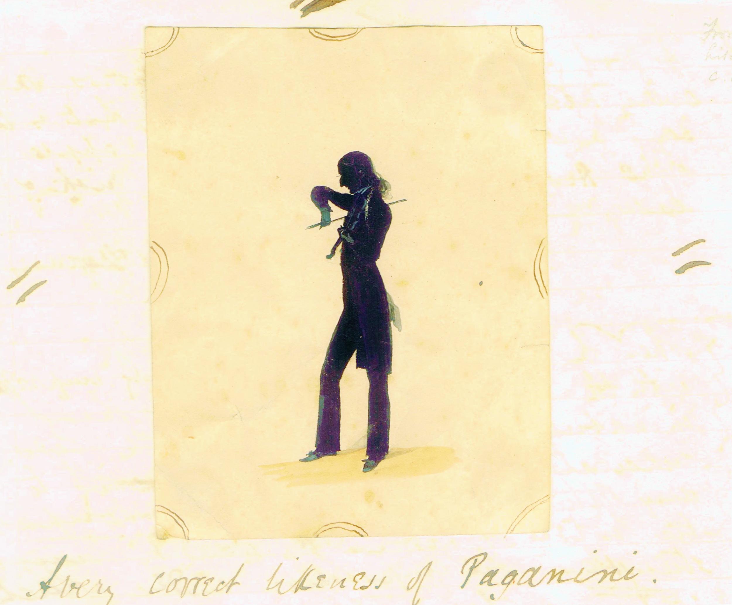 Paganini's Hip