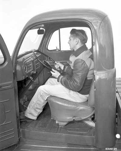 Ford truck 1940's