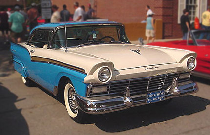 Ford Fairlane, ca. 1950's