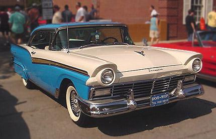 Ford Fairlane, ca. 1950's