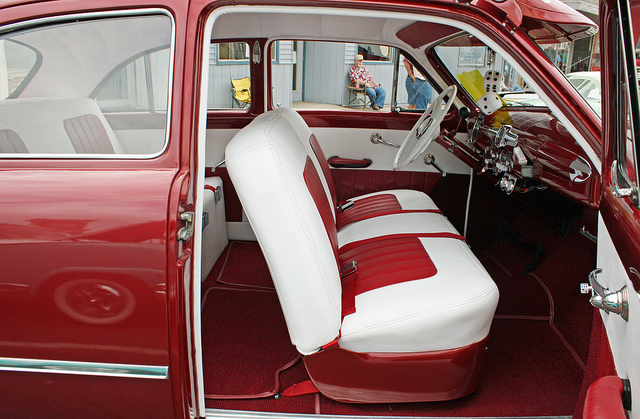 Ford Interior, ca 1950's