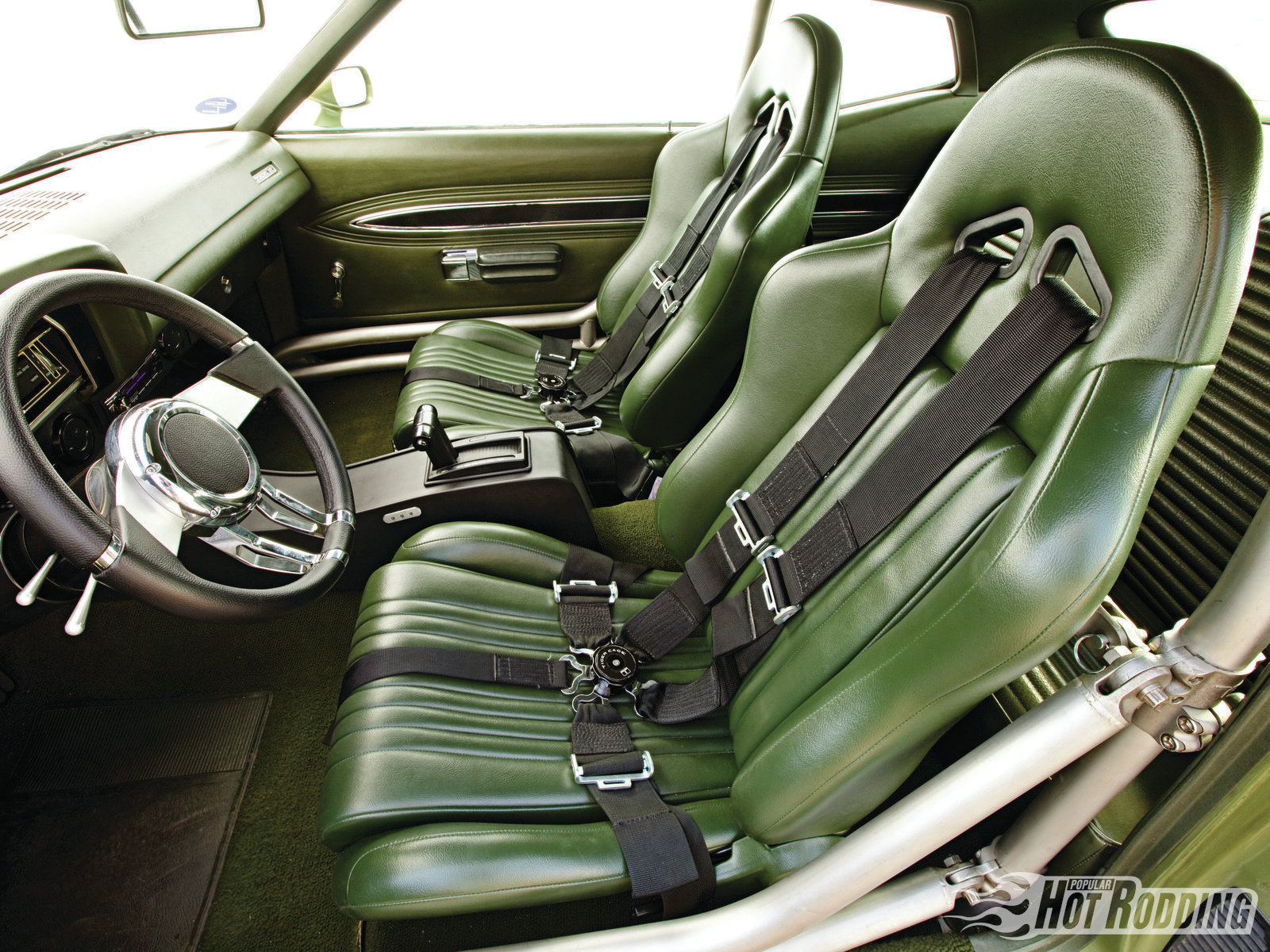 Ford Torino Interior