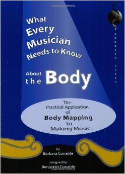 I've seen many books about body mapping for musicians- but what exactly is body mapping?