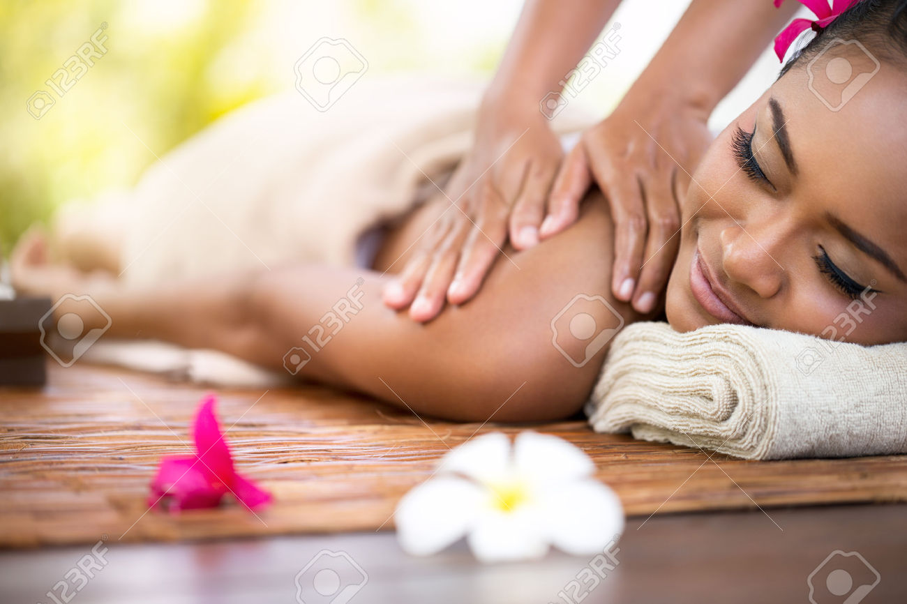 Most stock images of massage feature tropical flowers, perfectly white towels, and beautiful young women with flawless makeup.  This in fact has never been my experience and I'm 100% ok with that. I'd love for massage establishments to STOP using gendered stereotypical images like this.
