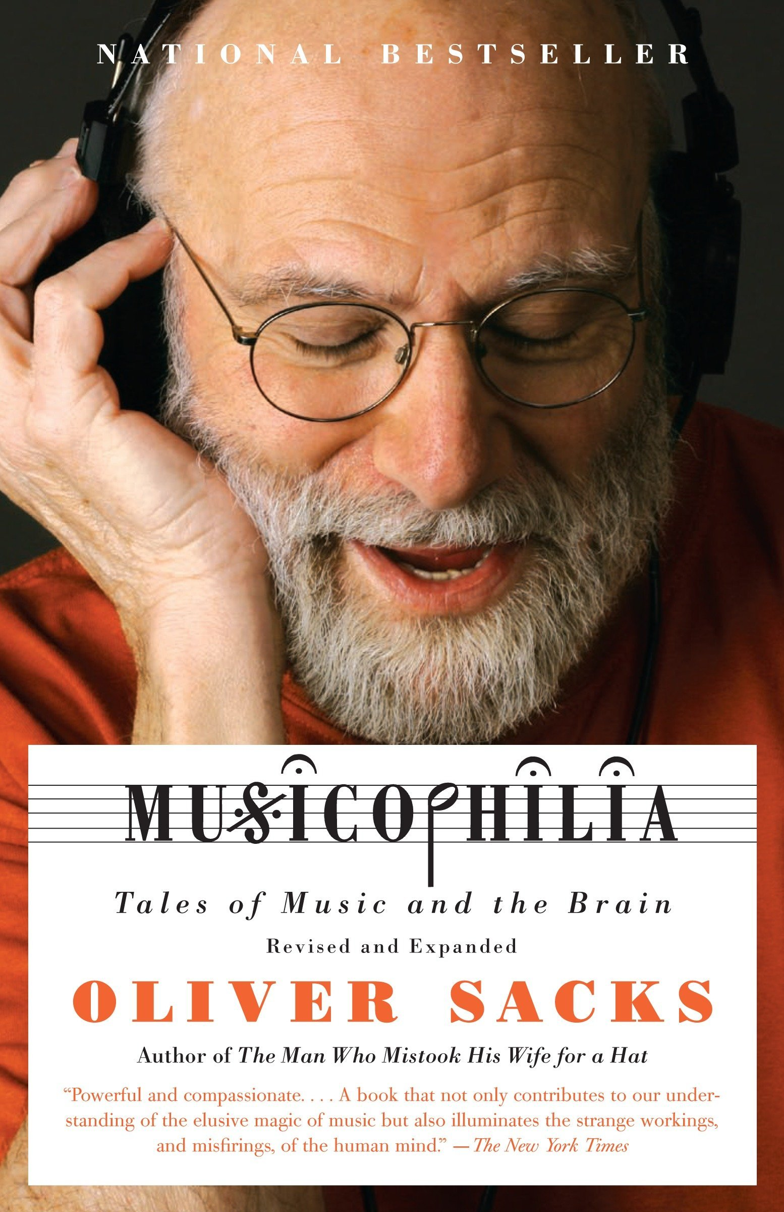 The late Oliver Sacks wrote prolifically about the brain in both music and non music circumstances.
