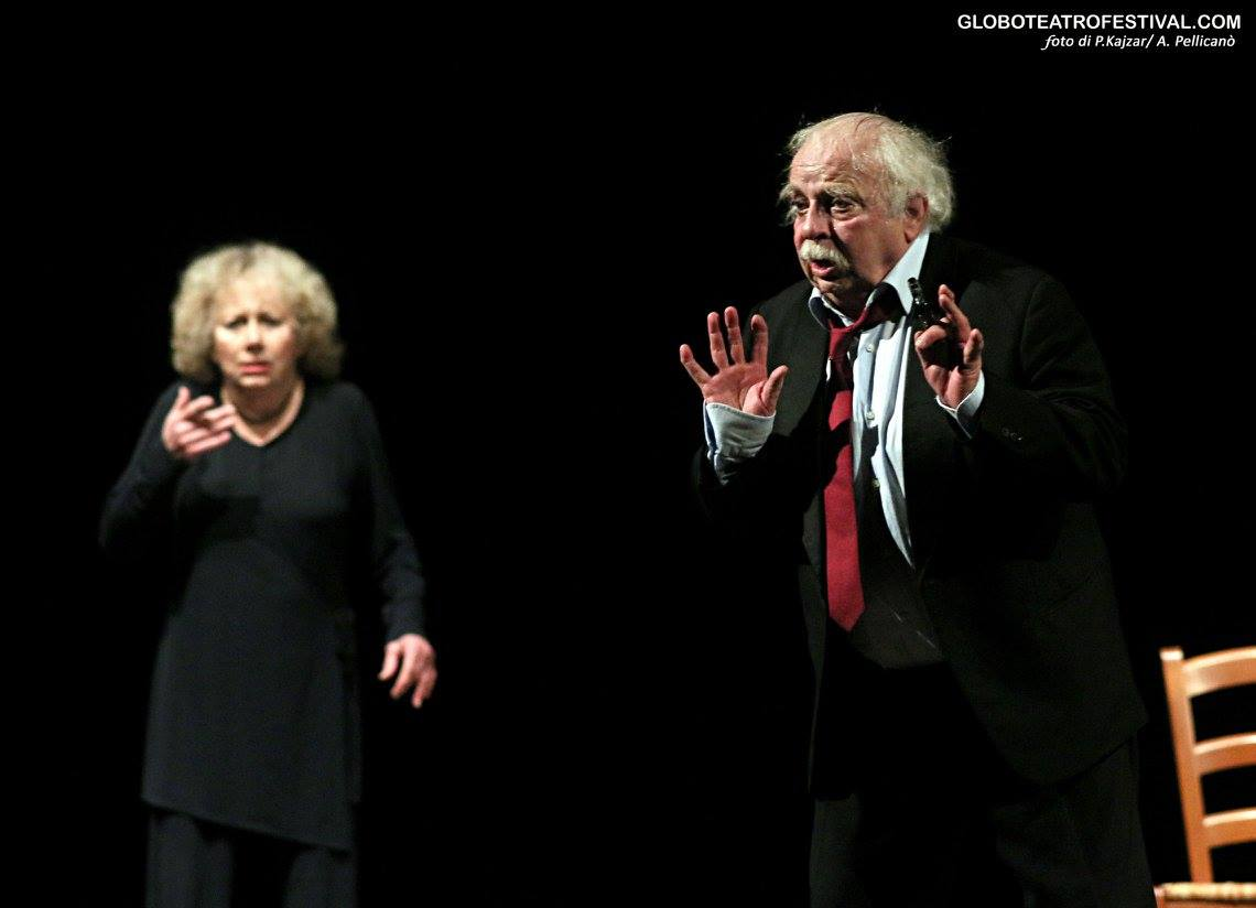 Pierre Byland e Mareike Schnitker