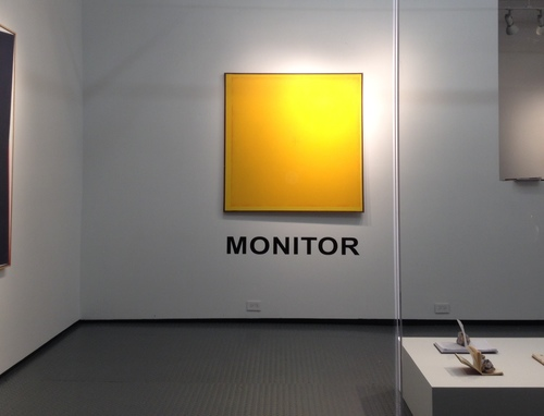 MONITOR, Rome, Slide Show, installation view, 2014
