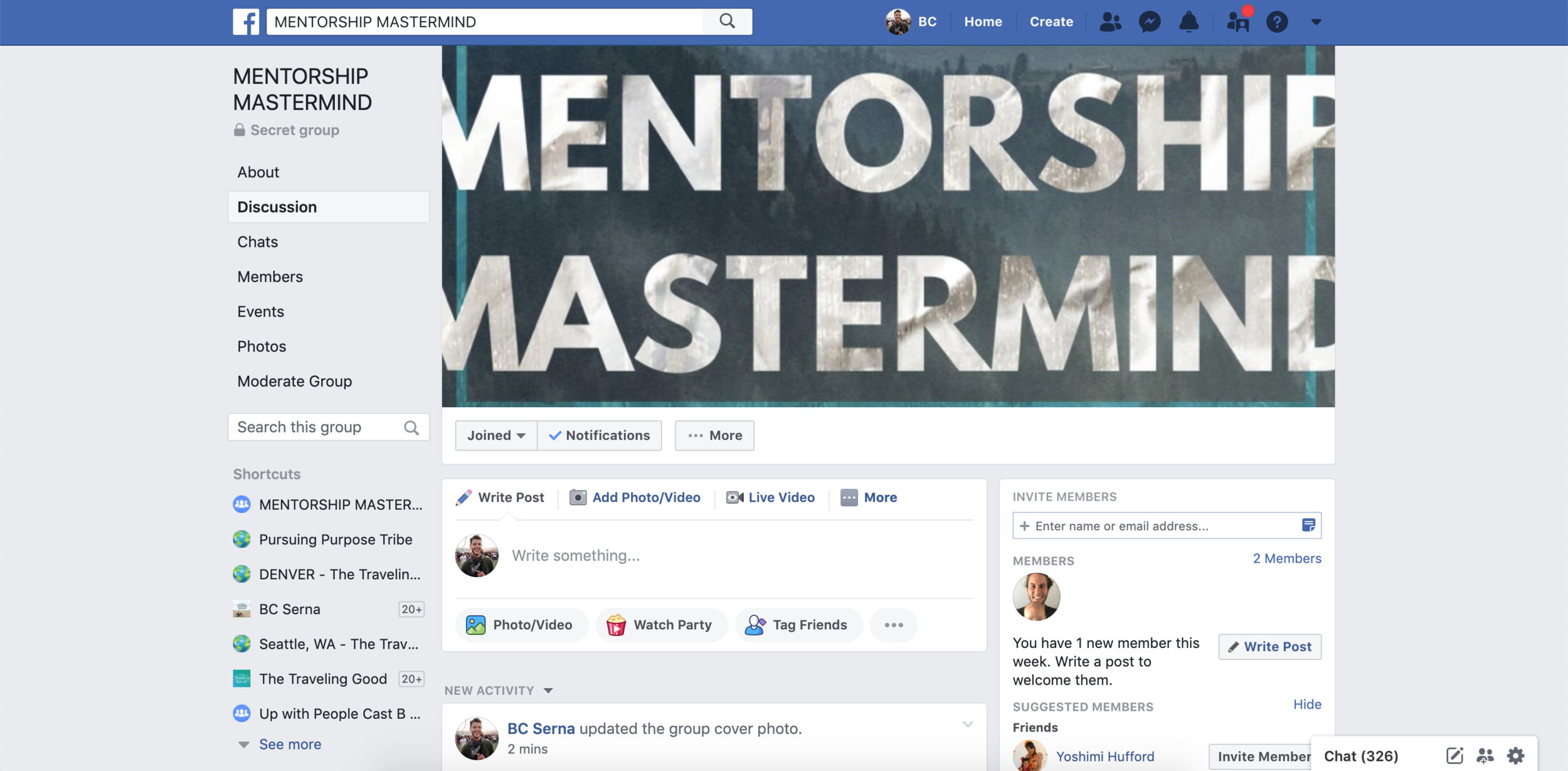 Join Facebook Group -