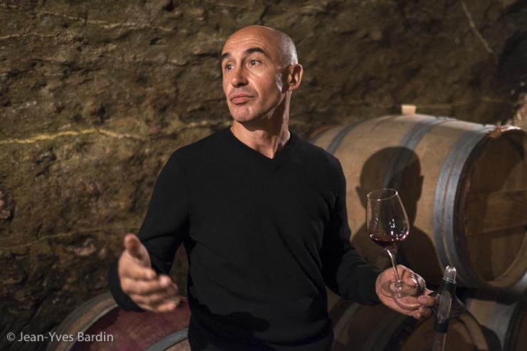 Stéphane Erissé, taken by Jean-Yves Bardin