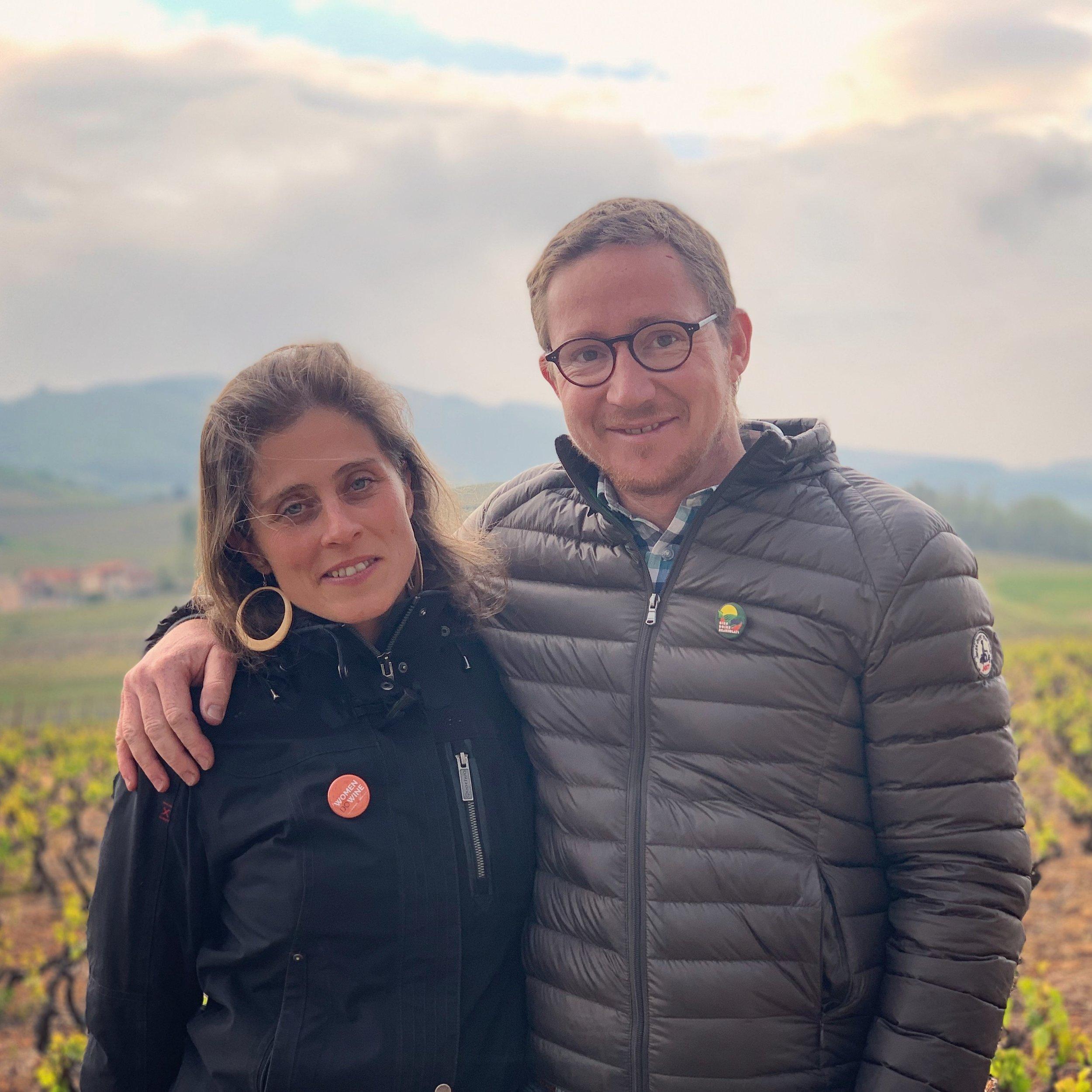 Charlotte Congretel  and Sébastien Congretel