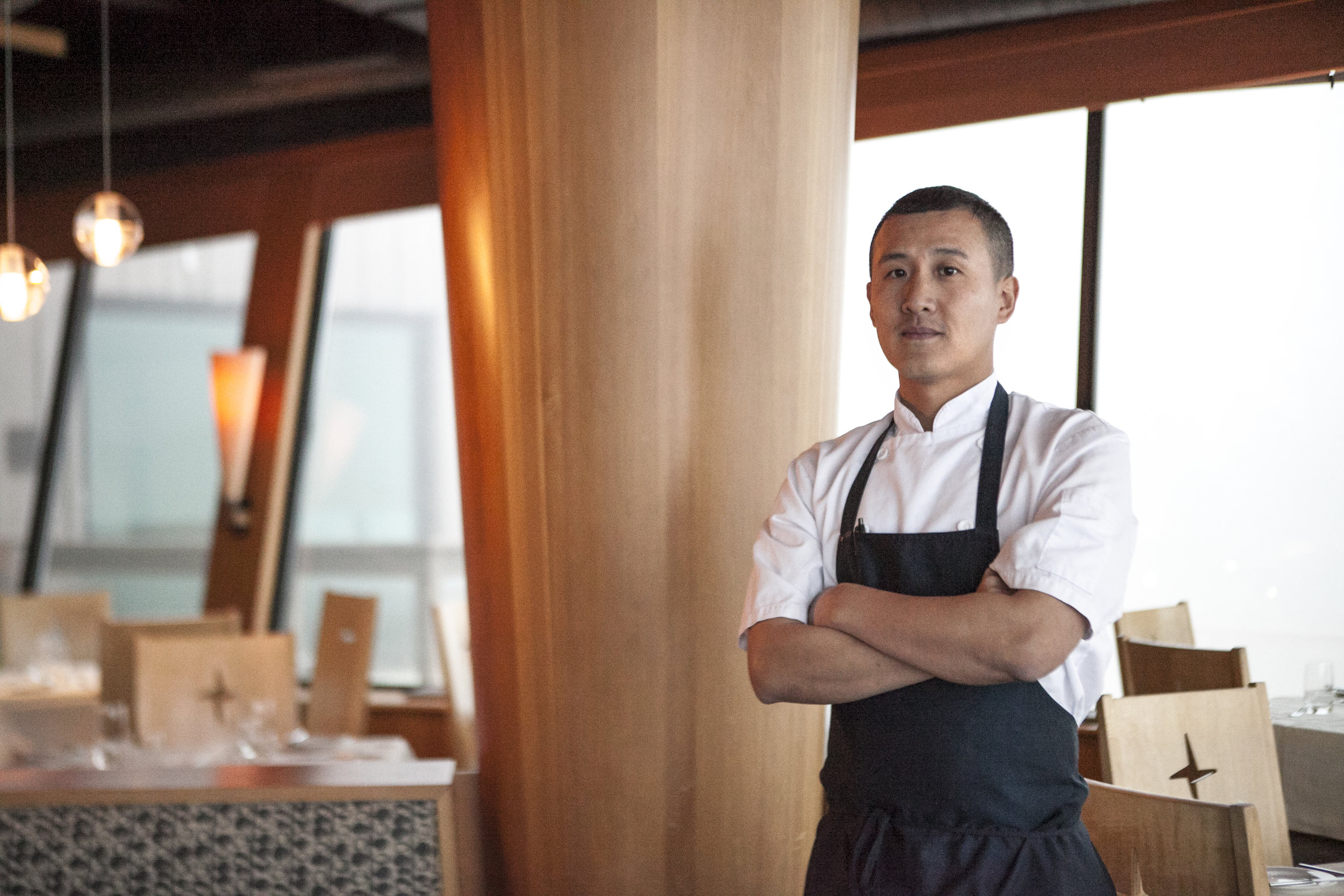 Chef Jack Chen
