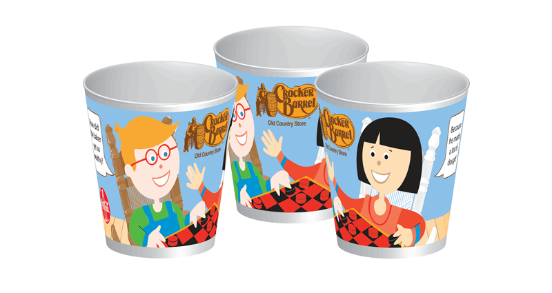 KIDS' CUPS