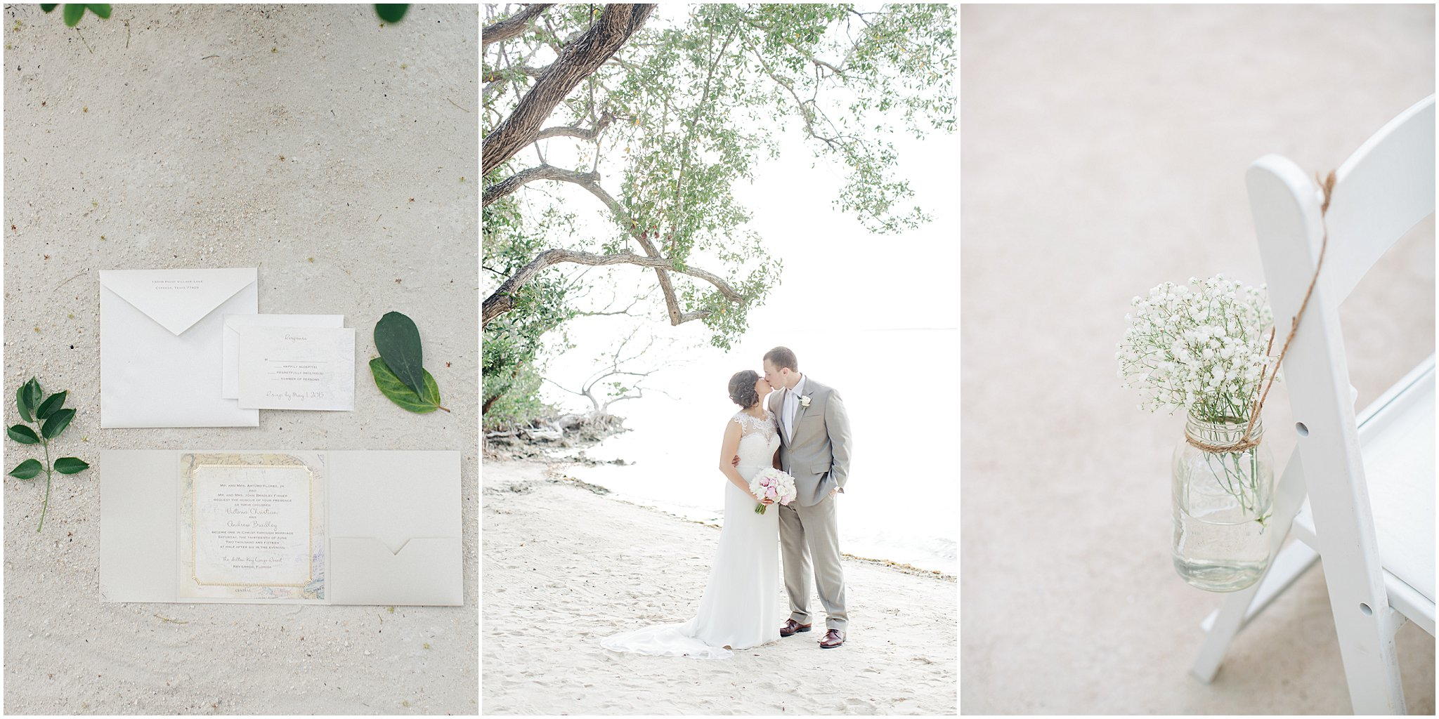 Hilton Key Largo wedding