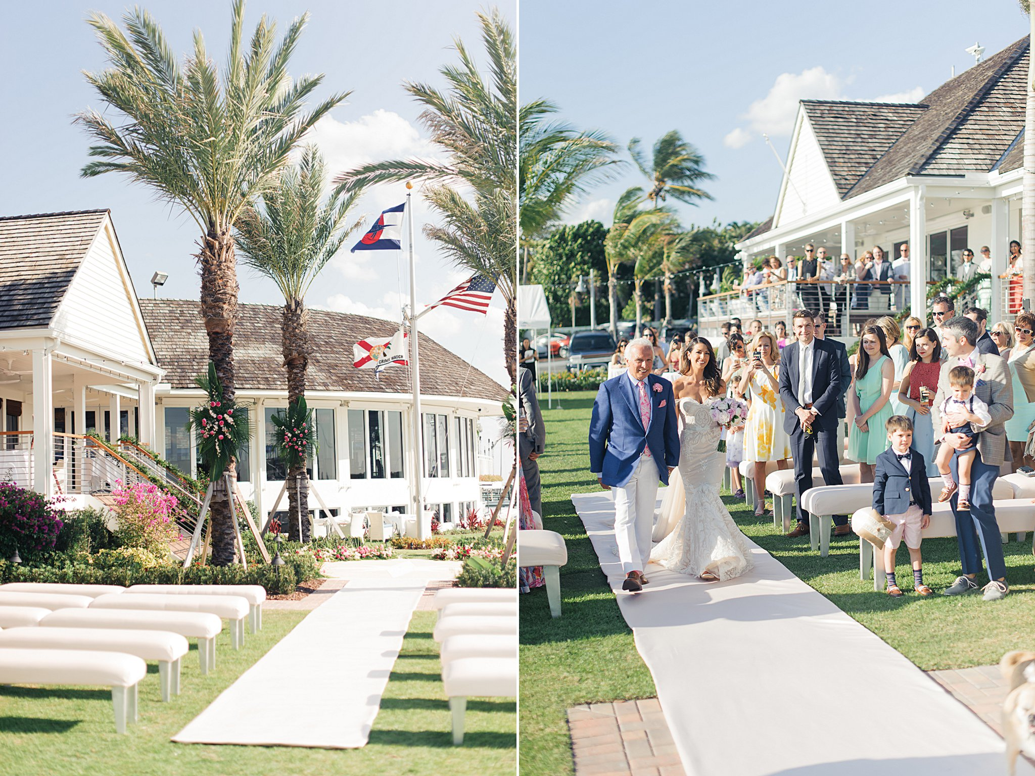 Lizz + Brendon, Sailfish Club of Florida {Palm Beach