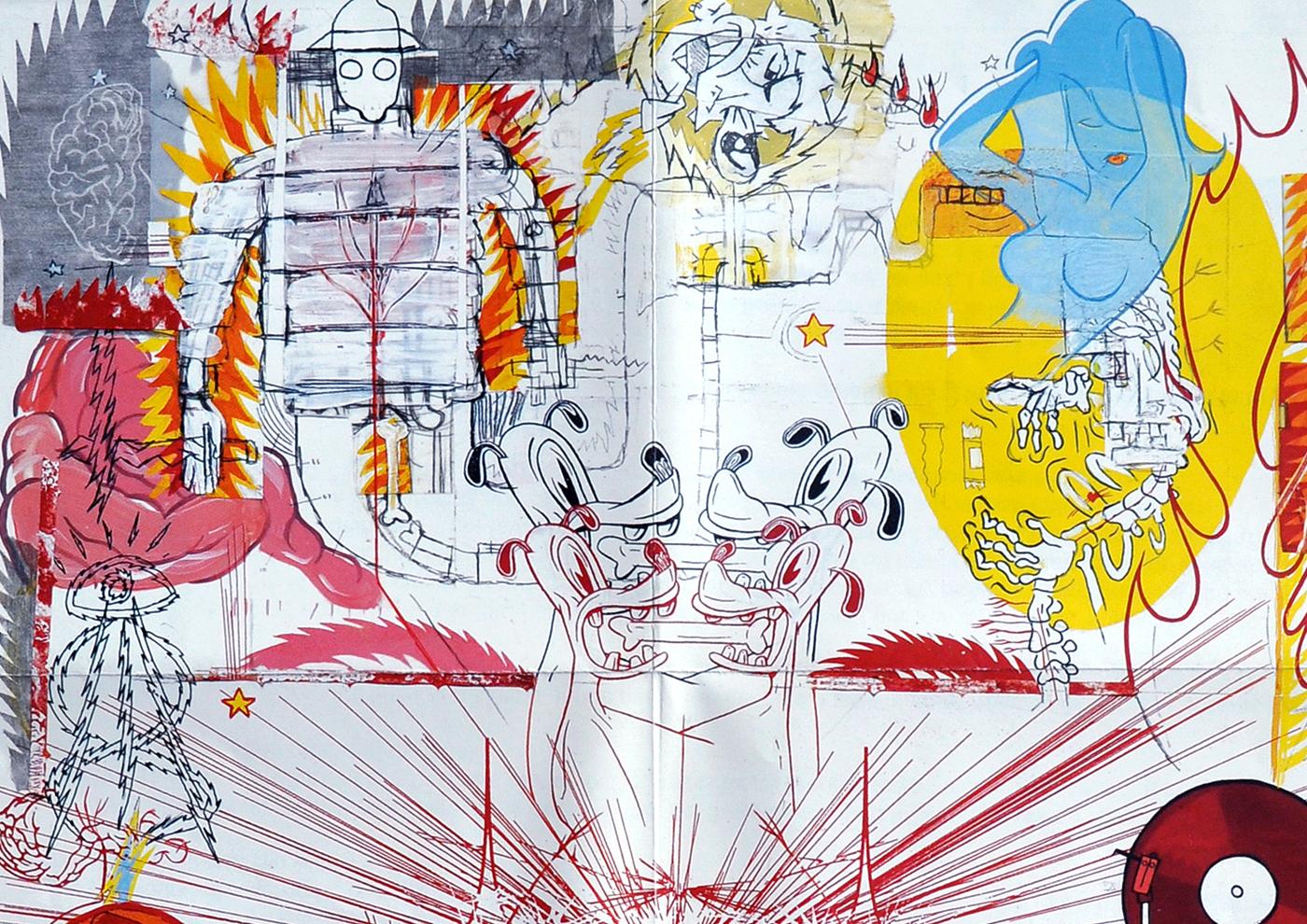 Prince Paul — Psychoanalysis. Detail of Poster Art