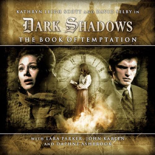 Dark Shadows The Book of Temptation