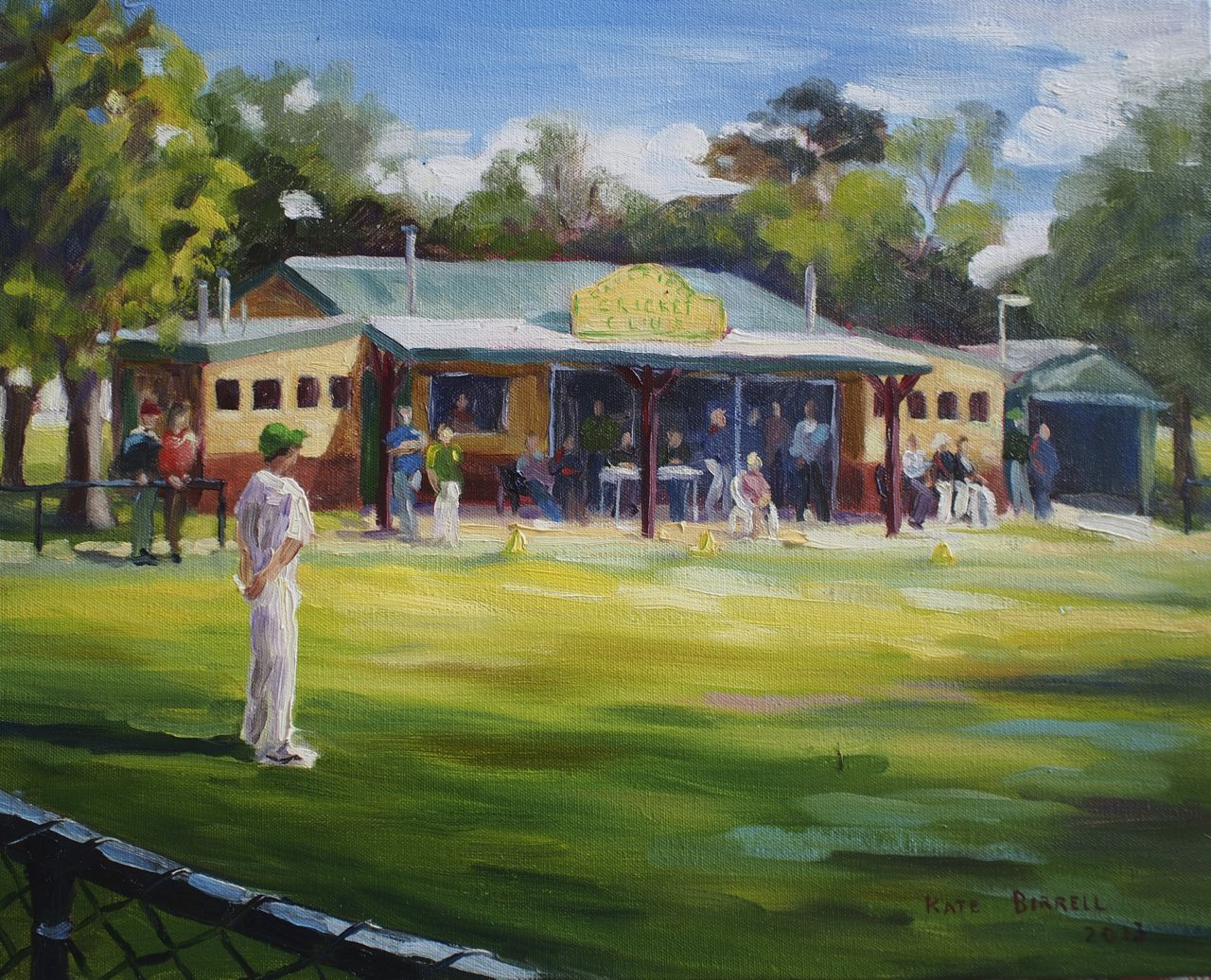 Cricket Club    Caulfield est 1888
