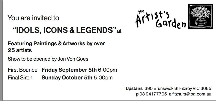 footy art show details