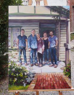Family Portrait 2015