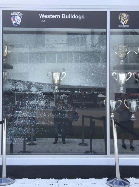 One Trophy  September 2016