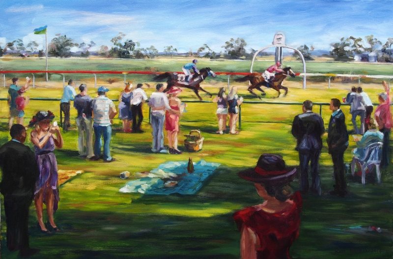 Day at St.Arnaud (sold)