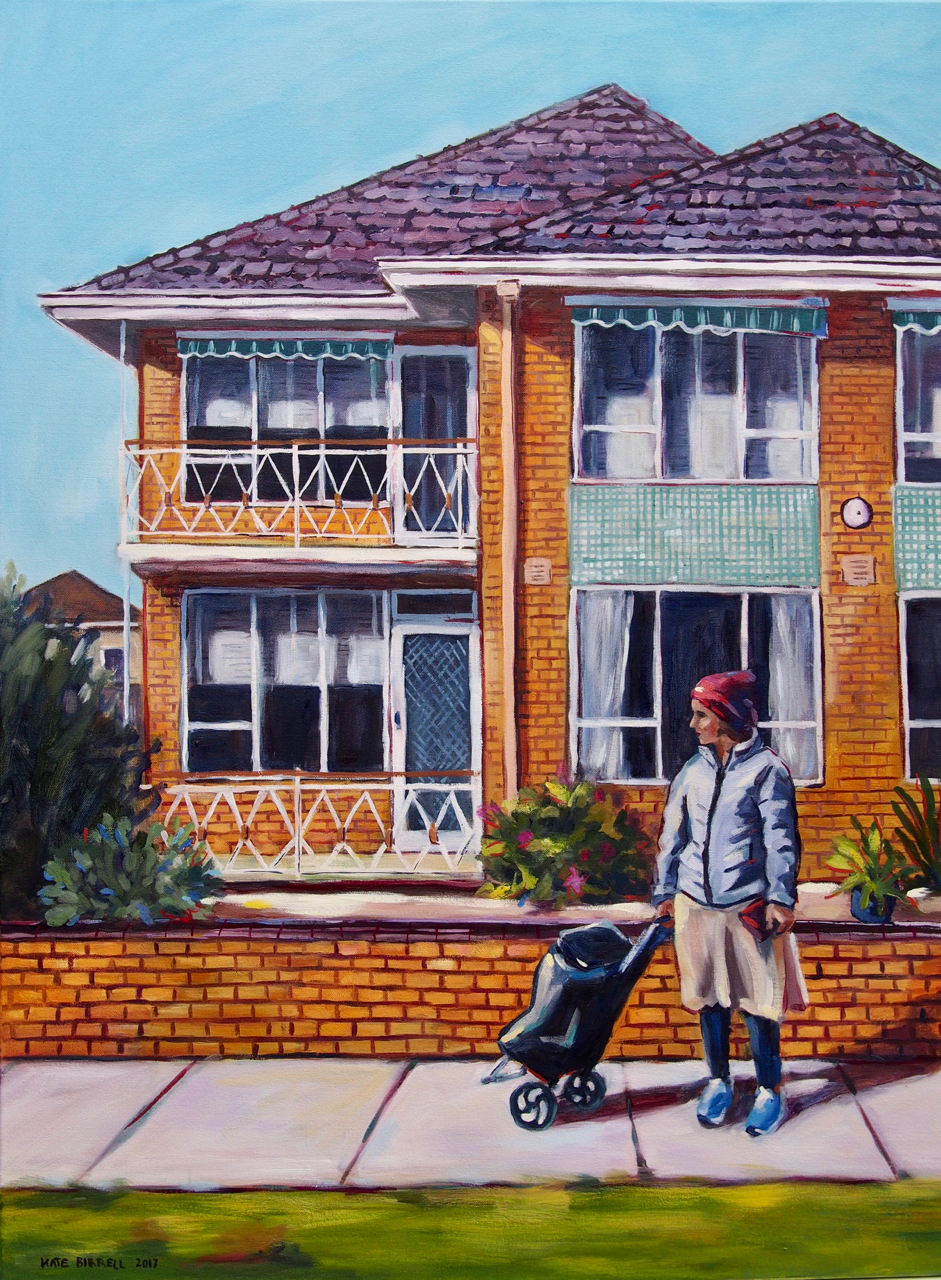Glen Huntly Portrait, Royal Avenue (sold)