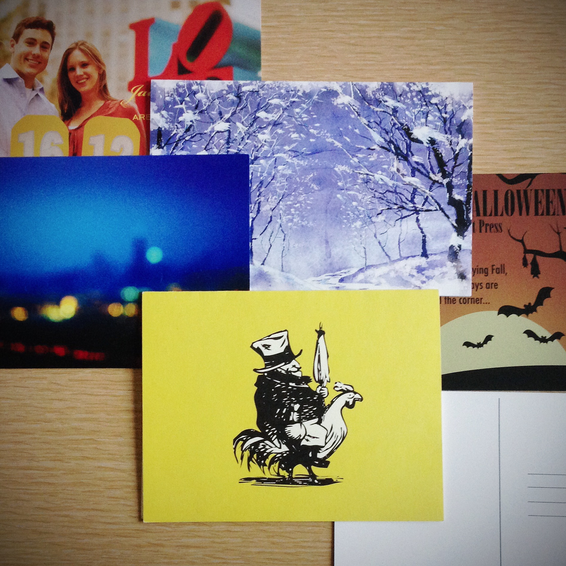 Postcards | Mailers | Greeting/Thank You Cards