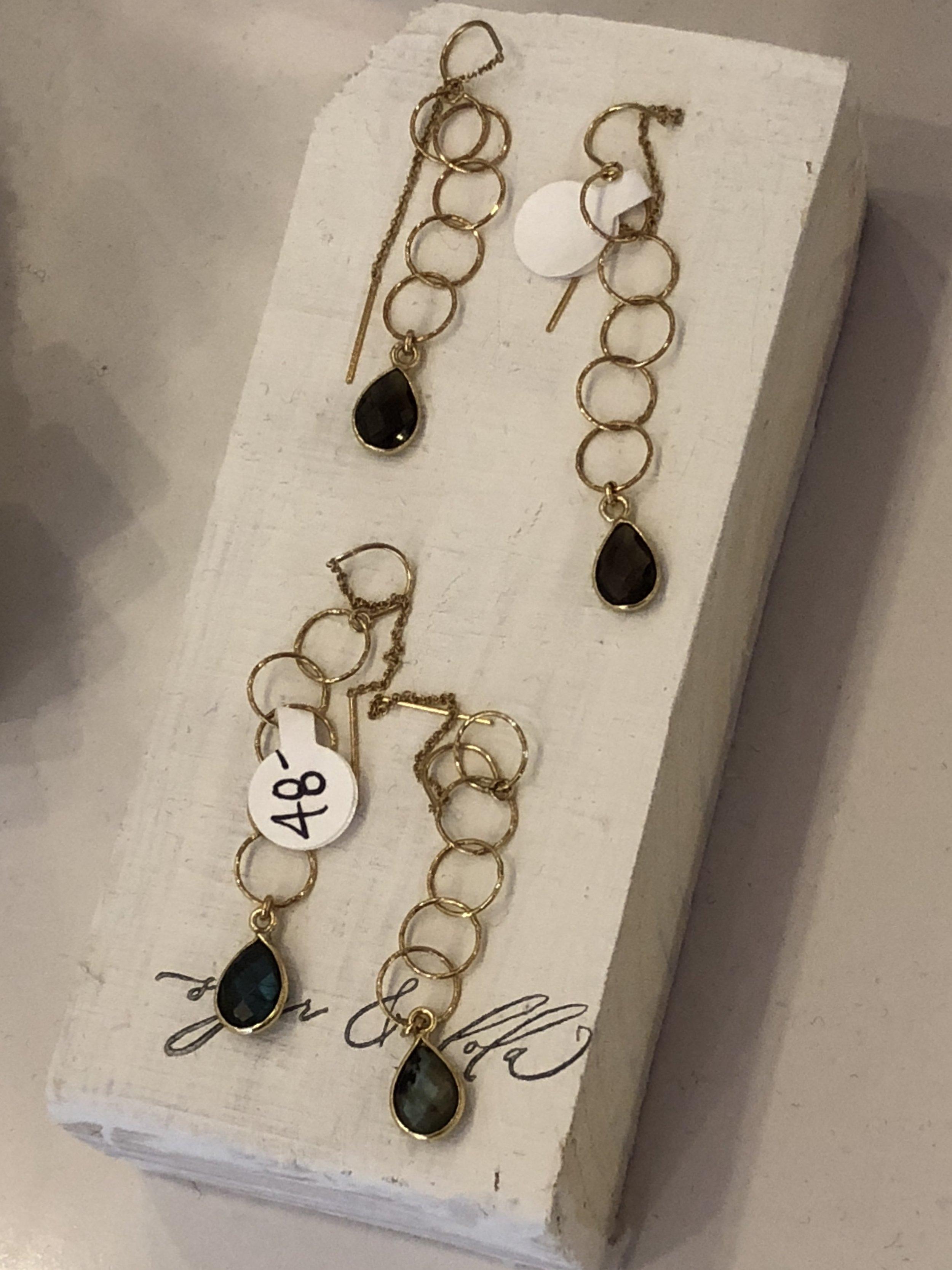 Earrings by Sugar & Lola