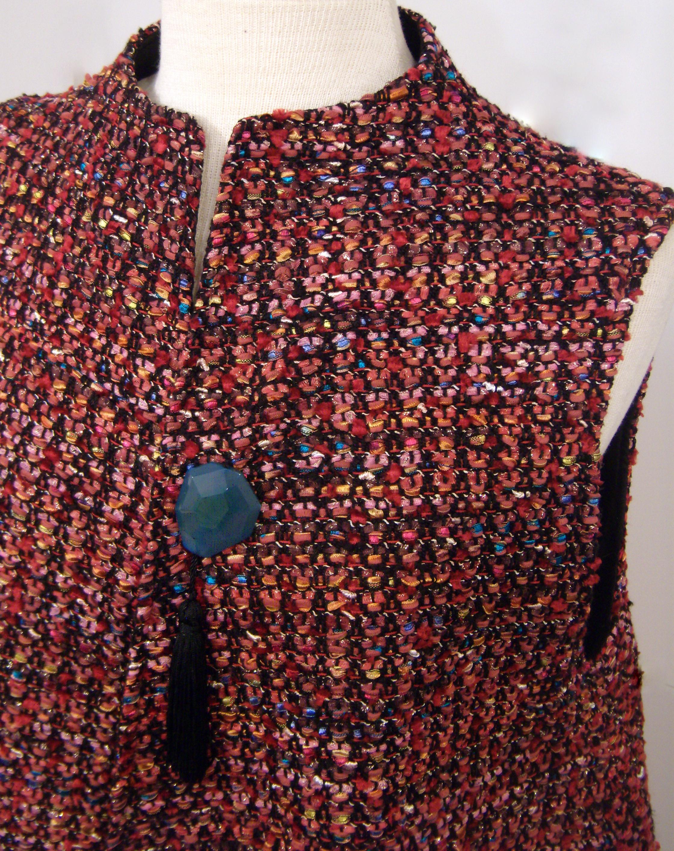 Handwoven Vest, Kathleen Weir-West, Business Clothing 4.JPG