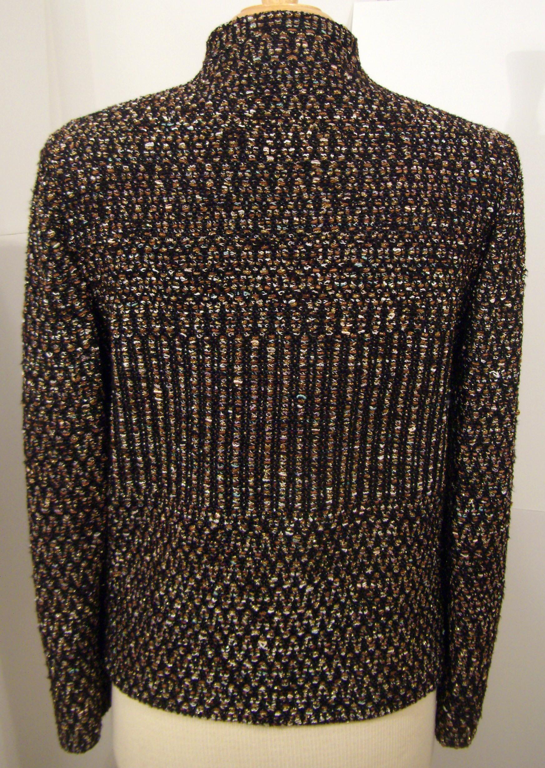 Hand Woven Jacket, Kathleen Weir-West, Fiber Art 15.JPG