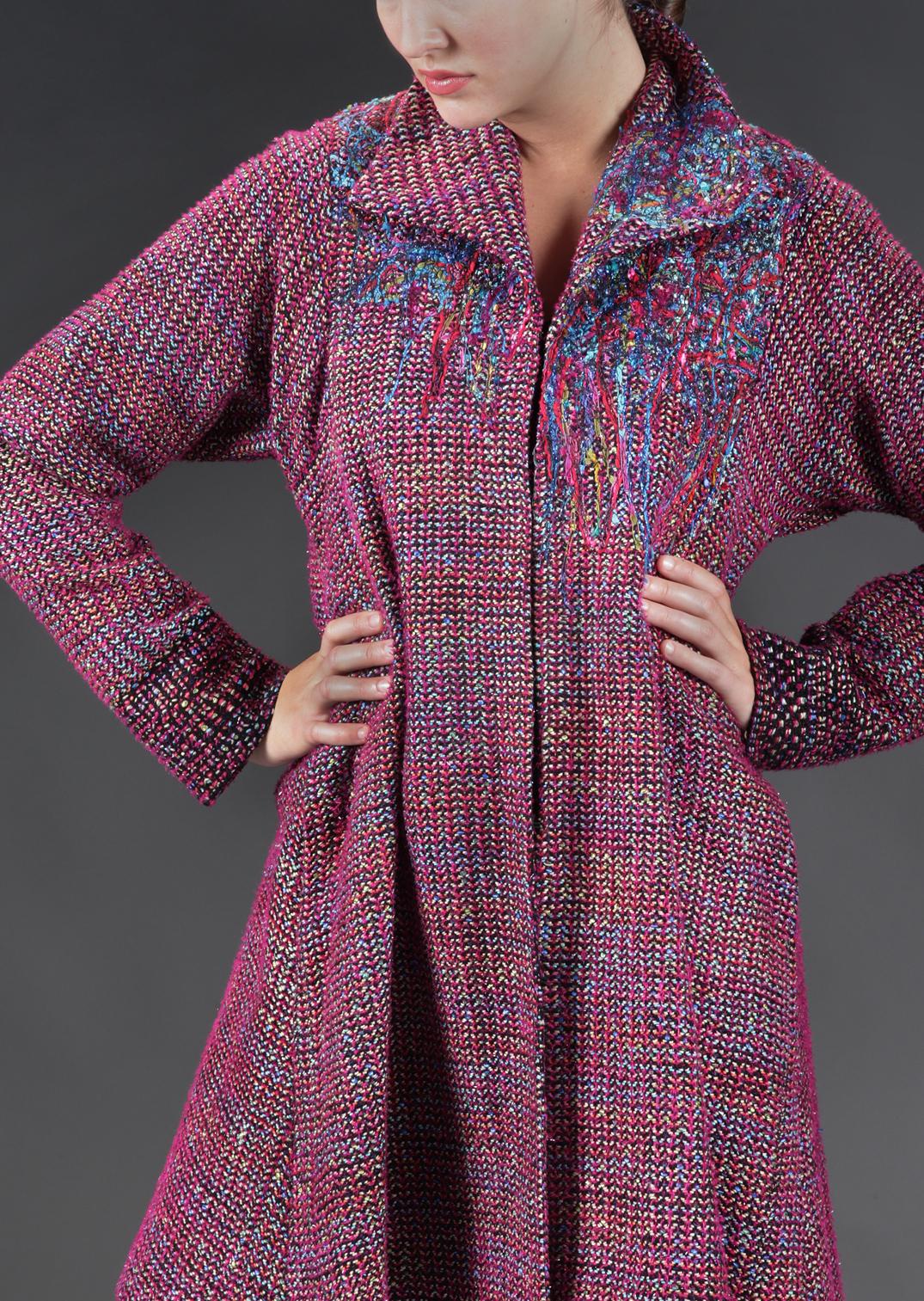 Handwoven Coat, Kathleen Weir-West, Business Wear 4.jpg