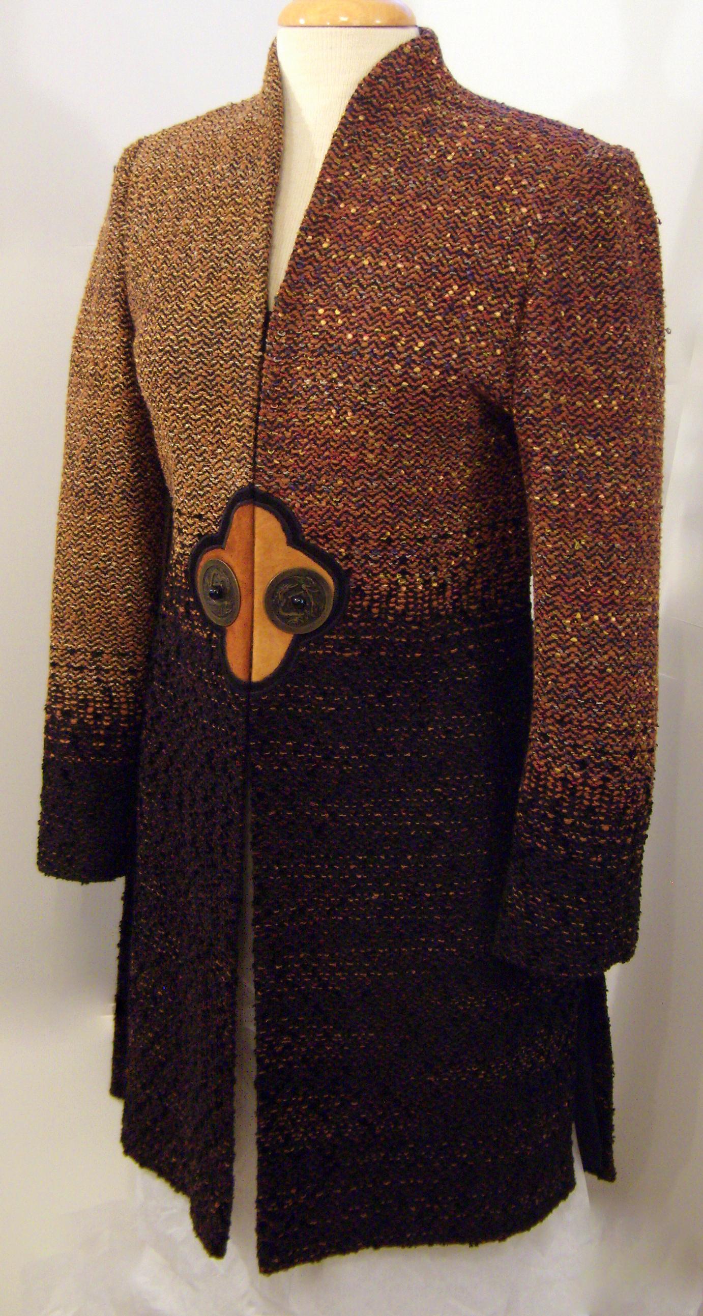 Tunic Coat, Business Coat, Kathleen Weir-West 5.JPG