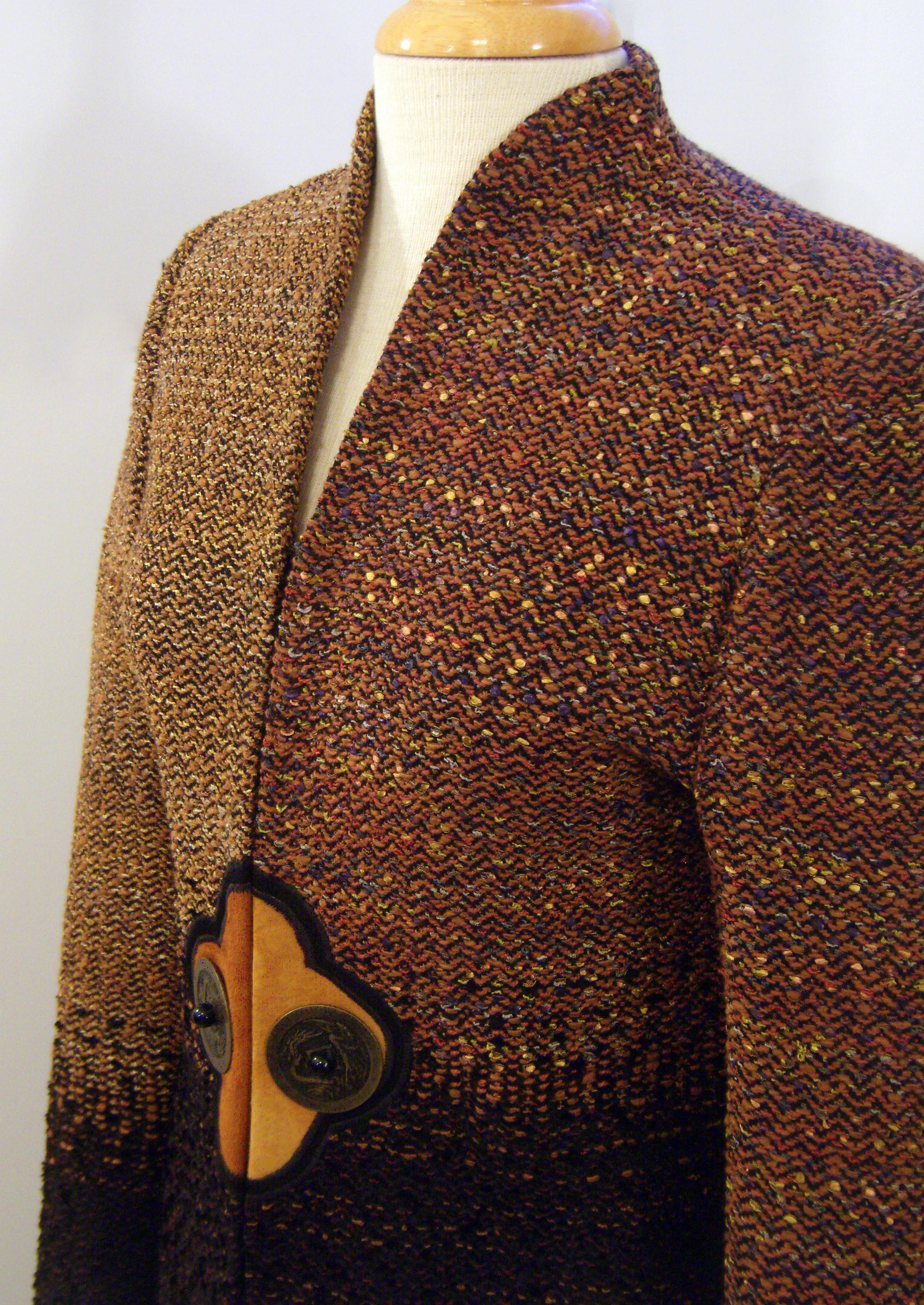 Tunic Coat, Business Coat, Kathleen Weir-West 6.JPG