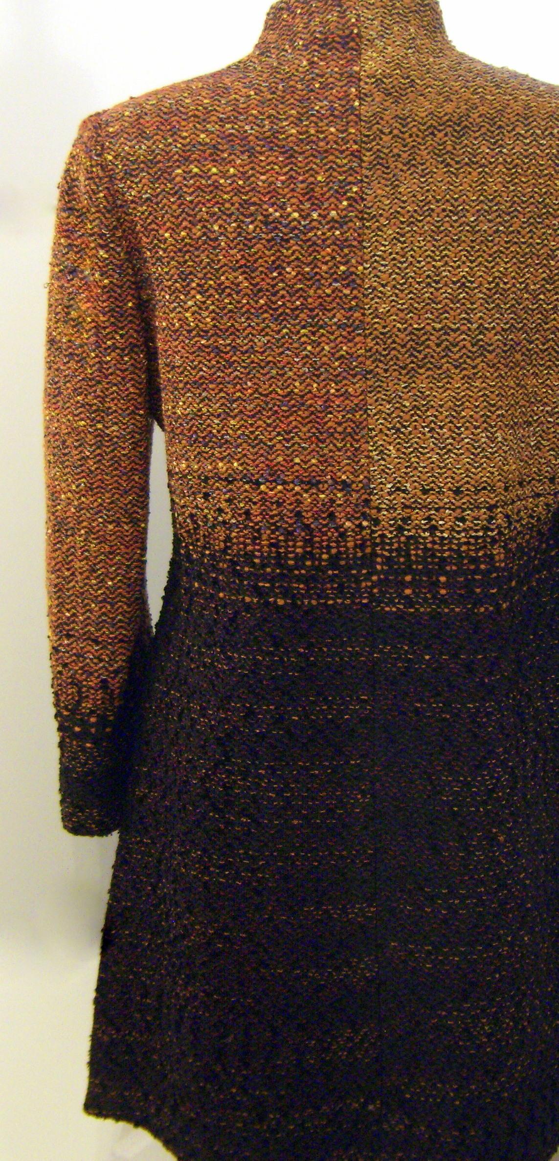Tunic Coat, Business Coat, Kathleen Weir-West 8.JPG
