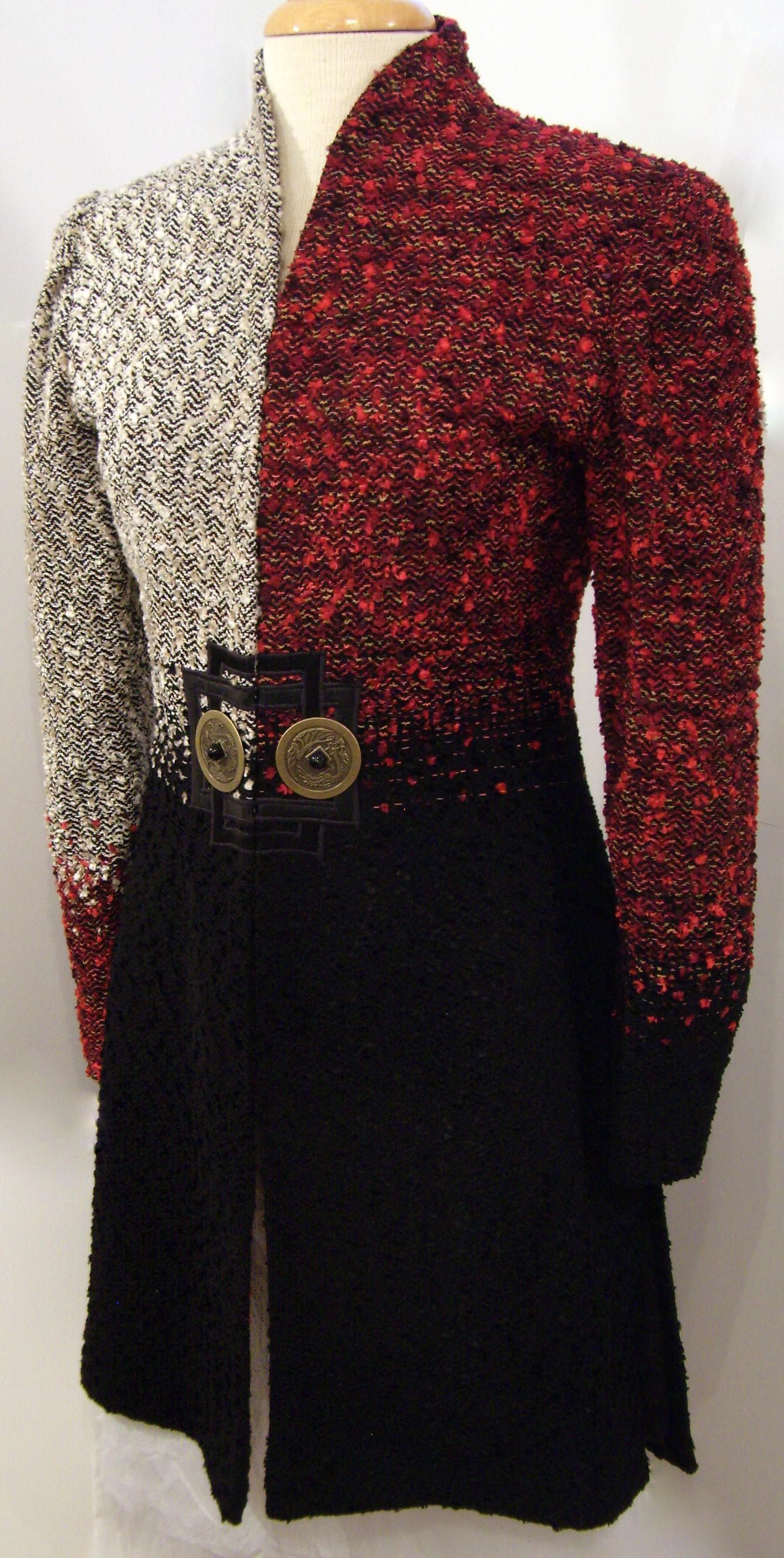Tunic Coat, Business Coat, Kathleen Weir-West 9.JPG