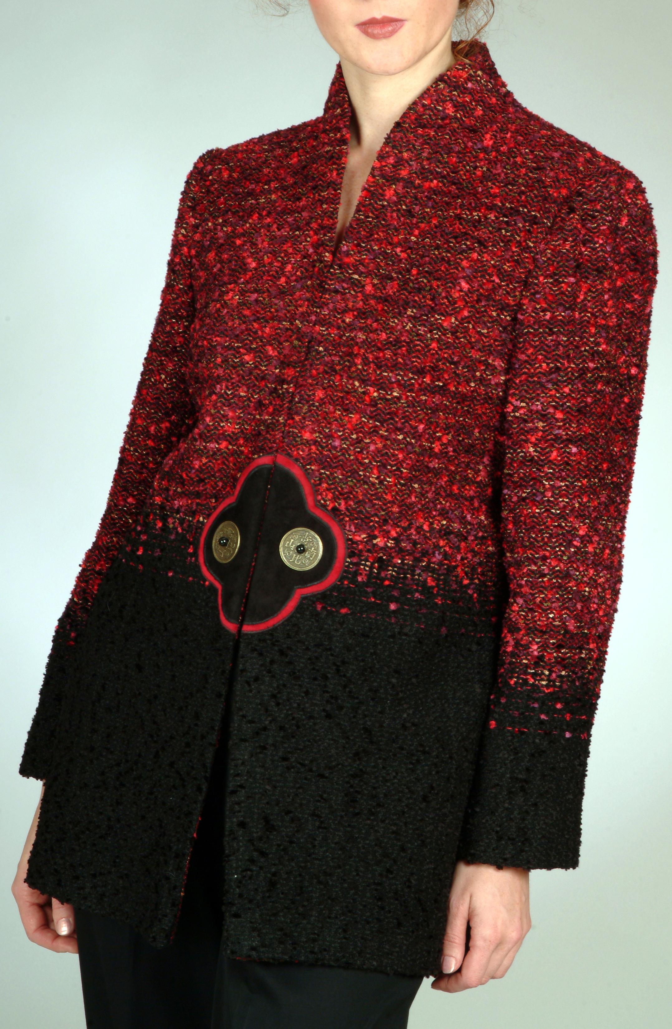Handwoven Jacket, Business Apparel, Kathleen Weir-West 12.jpg