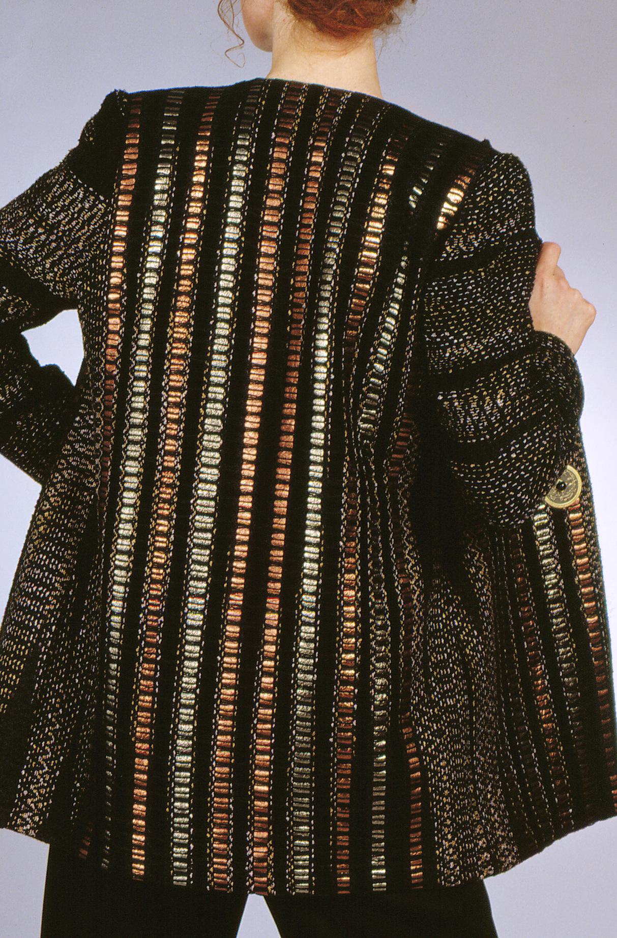 Handwoven Jacket, Business Apparel, Kathleen Weir-West 7.jpg