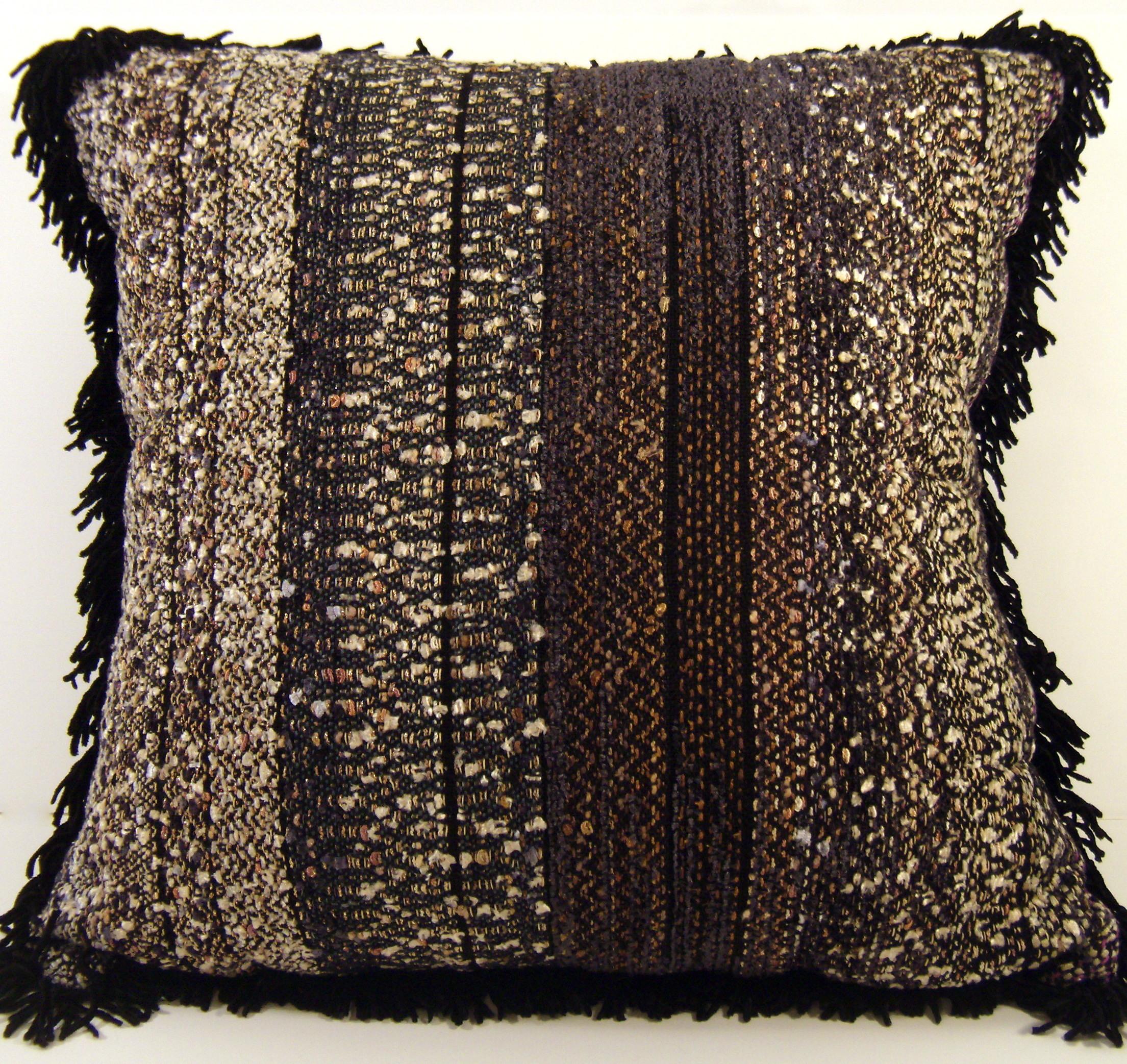 Pillows, Handwoven, Kathleen Weir-West 6-001.JPG