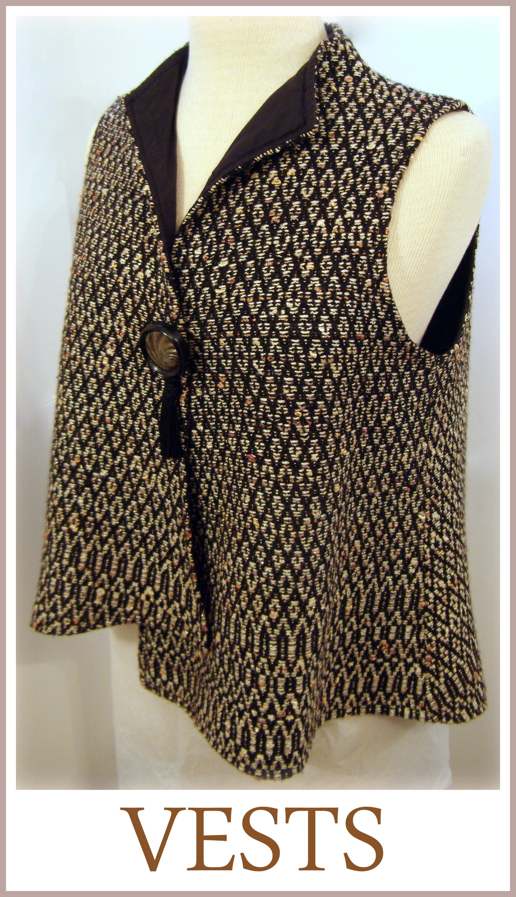 Kathleen Weir-West, Handwoven Vest, Business Clothing 1-002.JPG