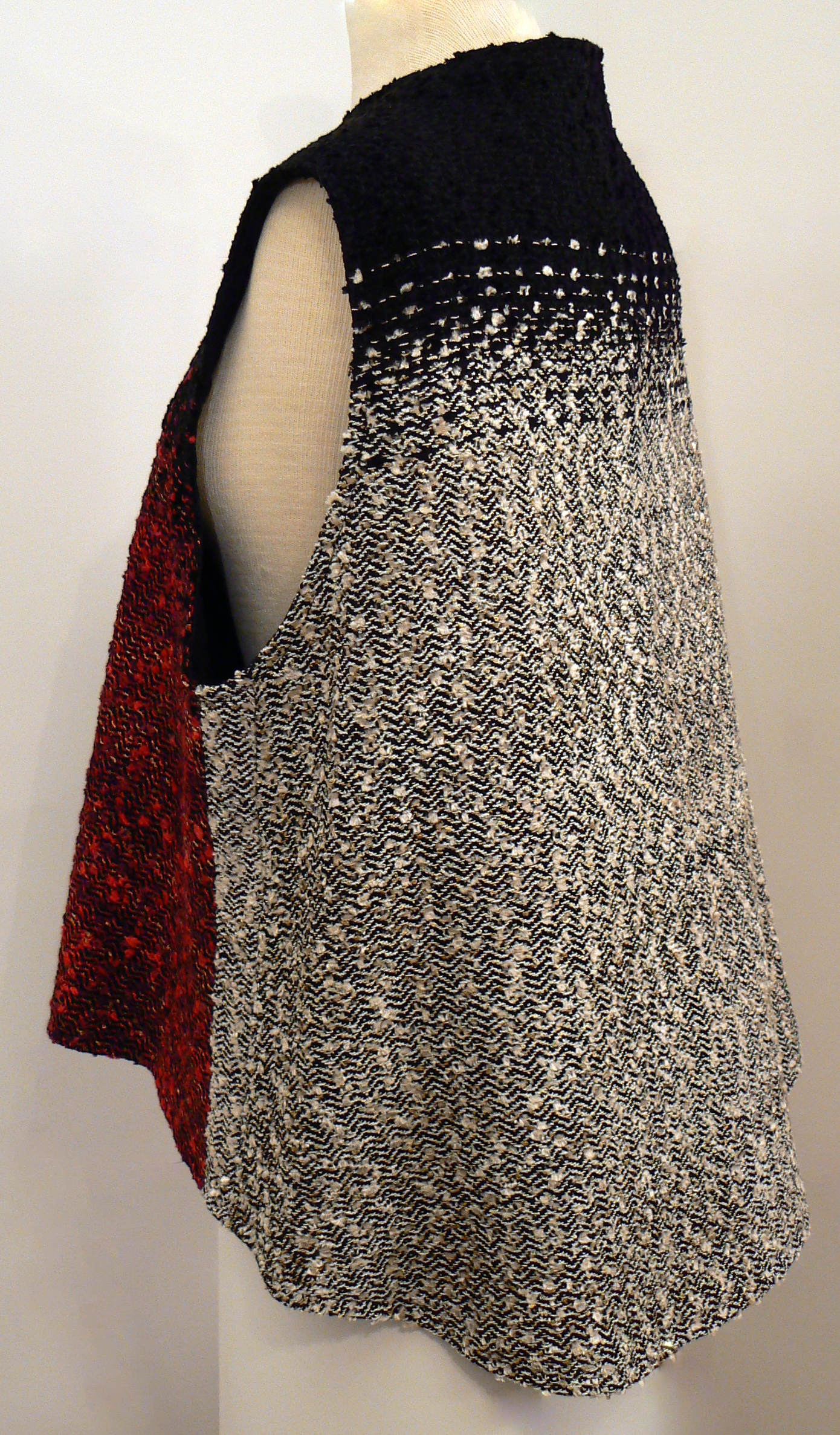 Handwoven Clothing, Vest, Kathleen Weir-West, 21-001.JPG
