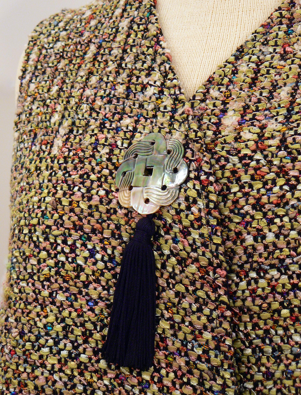 Handwoven Clothing, Vest, Kathleen Weir-West, 15-001.JPG