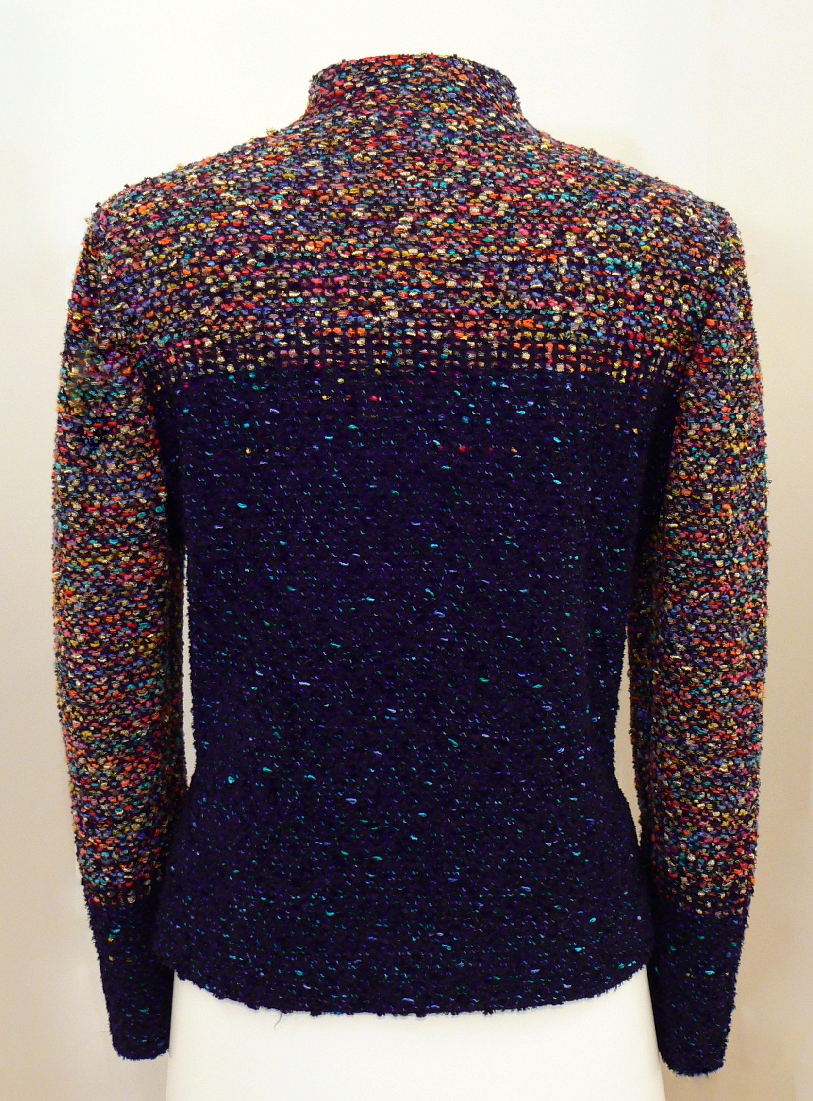 Handwoven Clothing, Jacket, Kathleen Weir-West, 22-001.JPG