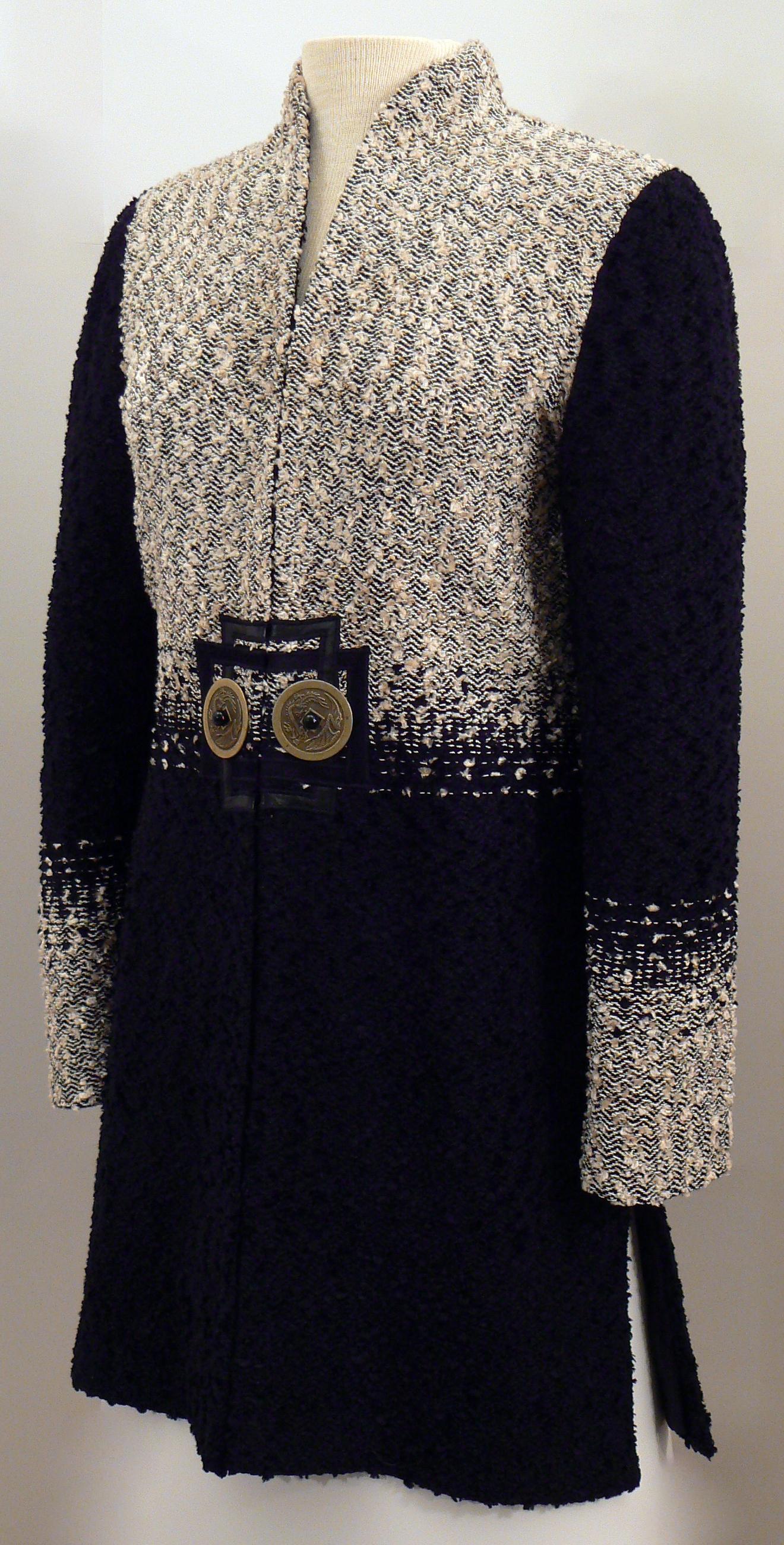 Handwoven Clothing, Coats, Kathleen Weir-West, 4-001.JPG