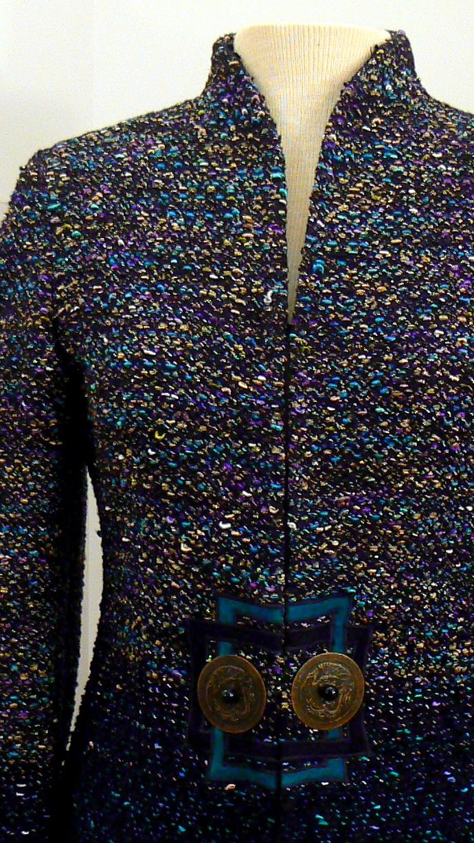 Handwoven Clothing, Coats, Kathleen Weir-West, 16-001.JPG