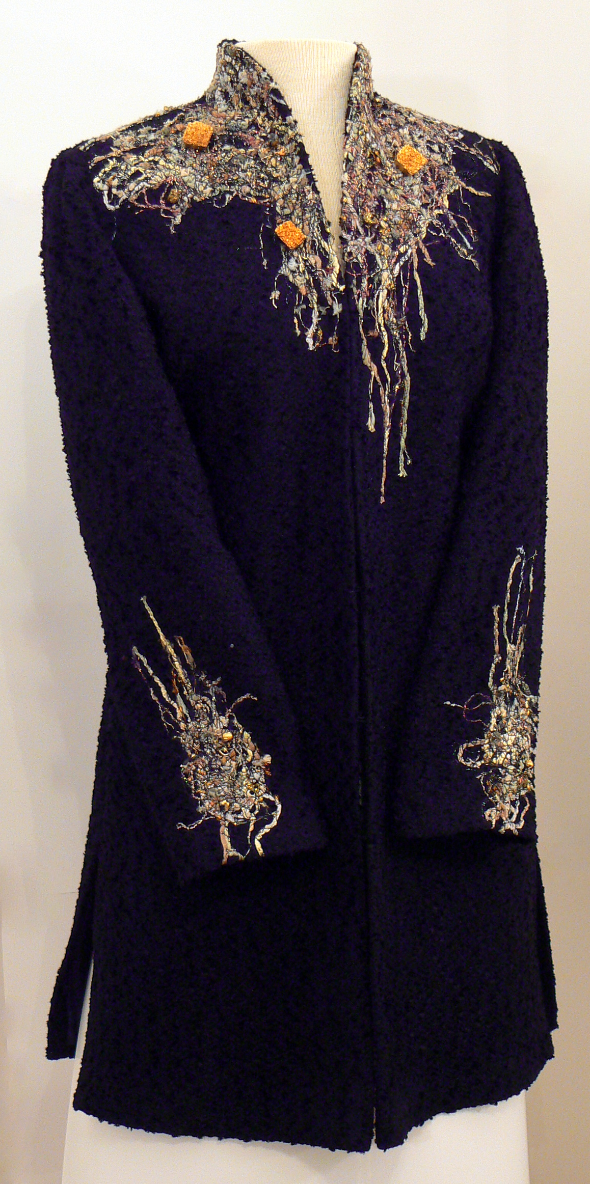 Handwoven Clothing, Coats, Kathleen Weir-West, 28-001.JPG